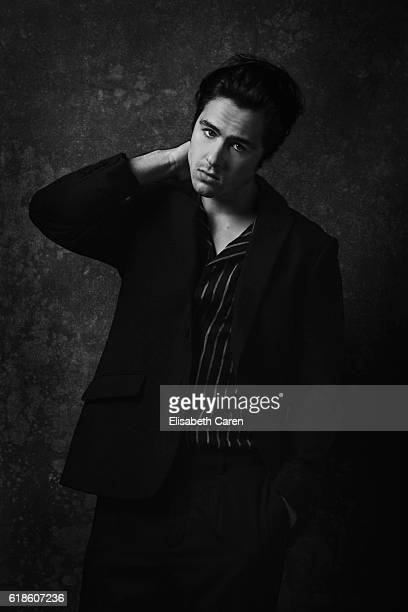 Actor Ben Schnetzer is photographed for The Wrap on September 29 2016 in Los Angeles California PUBLISHED IMAGE
