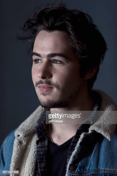 Actor Ben Schnetzer of 'Goat' poses for a portrait at the 2016 Sundance Film Festival on January 22 2016 in Park City Utah