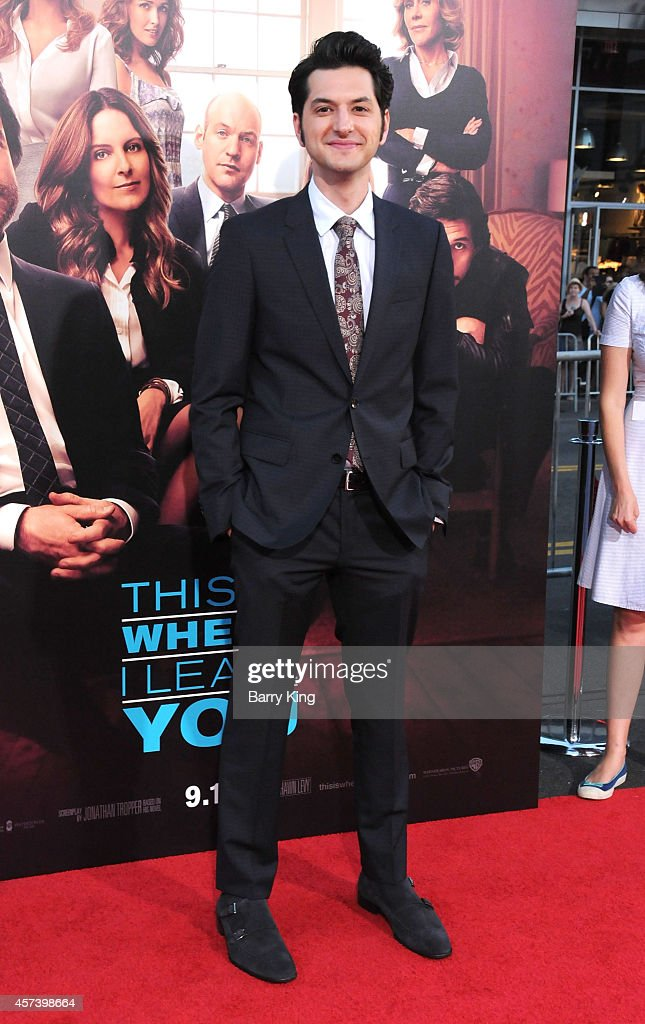 """This Is Where I Leave You"" - LA Premiere"