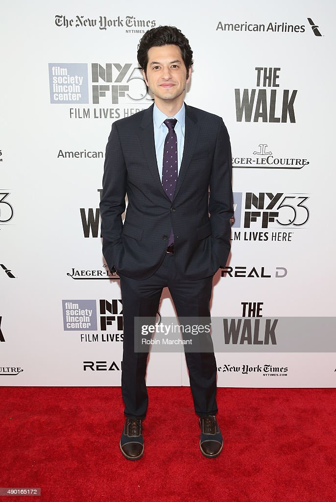 "53rd New York Film Festival - Opening Night Gala Presentation And ""The Walk"" World Premiere - Arrivals"