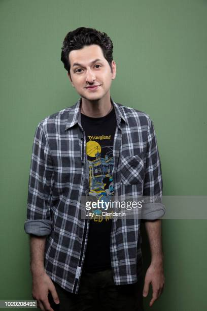 Actor Ben Schwartz from 'Duck Tales' is photographed for Los Angeles Times on July 20 2018 in San Diego California PUBLISHED IMAGE CREDIT MUST READ...