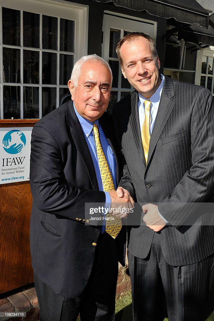 Ben Stein Joins The International Fund For Animal Welfare  To Urge Consumers To Not Buy Puppies Online