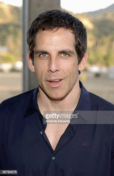 Actor Ben Stiller attends the 14th Annual Hollywood Charity Horse Show on May 1 2004 at the Los Angeles Equestrian Center in Burbank California The...