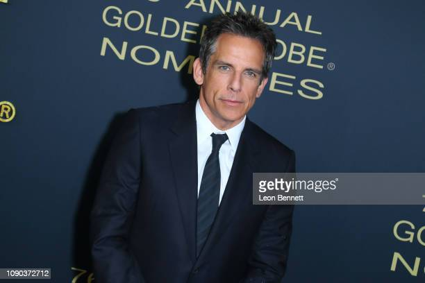 Actor Ben Stiller attends the Showtime Golden Globe Nominees Celebration at Sunset Tower Hotel on January 05 2019 in West Hollywood California