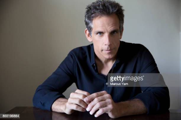 Actor Ben Stiller is photographed for Los Angeles Times on July 29 2017 in Los Angeles California PUBLISHED IMAGE CREDIT MUST READ Marcus Yam/Los...