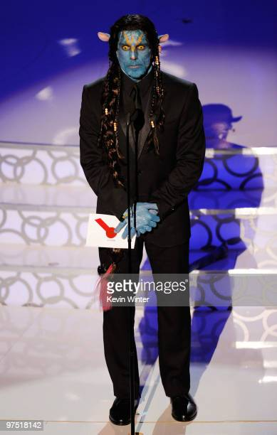 Actor Ben Stiller presents onstage during the 82nd Annual Academy Awards held at Kodak Theatre on March 7 2010 in Hollywood California