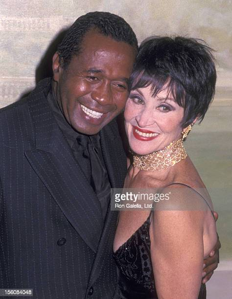 Actor Ben Vereen and Actress Chita Rivera attend the The Drama League's 16th Annual Gala Salute to Liza Minnelli on January 31 2000 at Pierre Hotel...