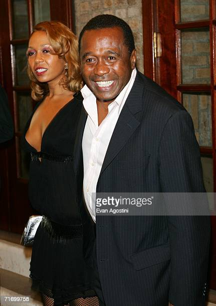 Actor Ben Vereen and daughter Karon attend the Broadway opening night of Chicago at the Ambassador Theatre August 22 2006 in new York City