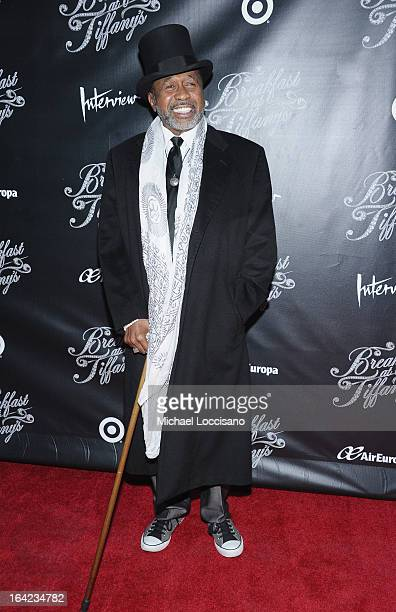 Actor Ben Vereen attends the 'Breakfast At Tiffany's' Broadway Opening Night at Cort Theatre on March 20 2013 in New York City
