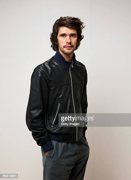 Actor Ben Whishaw from the film 'Bright Star' poses for a portrait during the 2009 Toronto International Film Festival at The Sutton Place Hotel on...