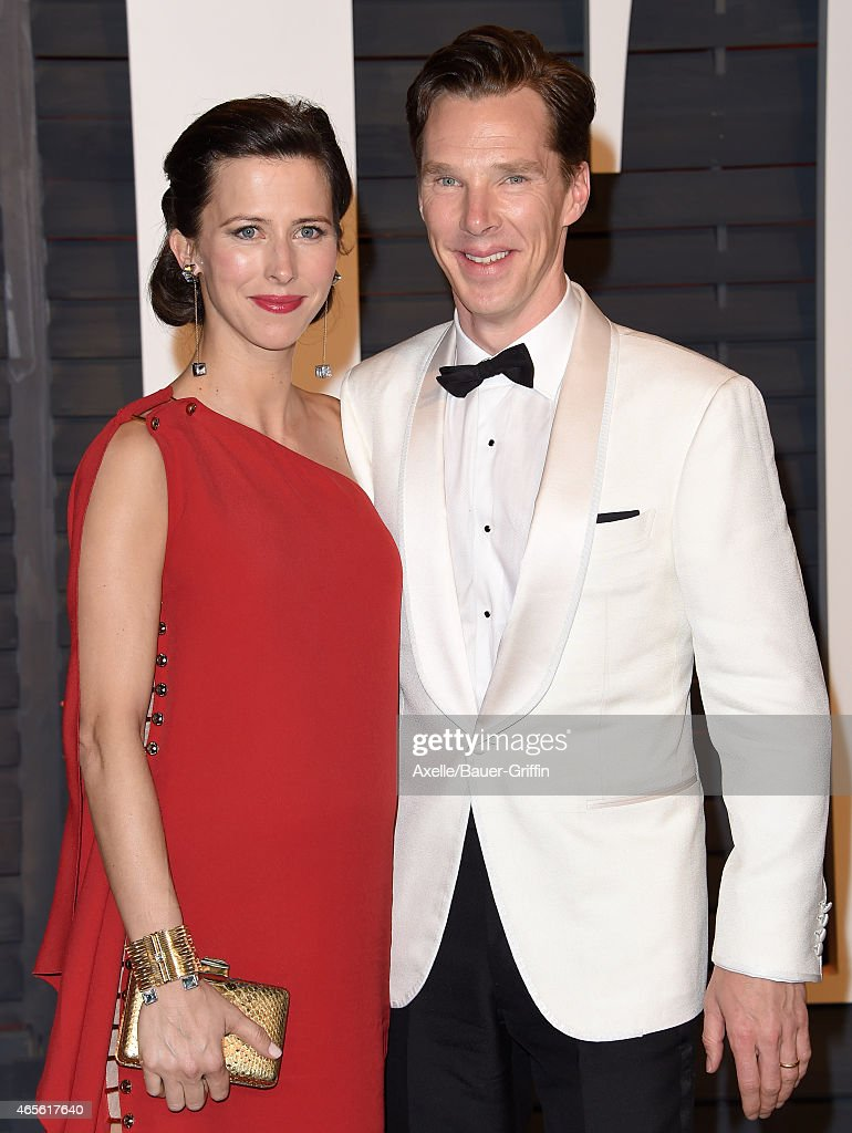 2015 Vanity Fair Oscar Party - Arrivals : News Photo