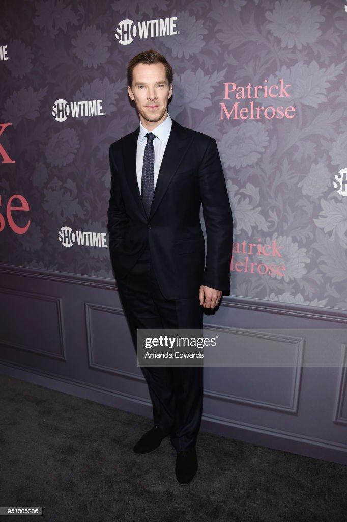 "Premiere Of Showtime's ""Patrick Melrose"" - Arrivals"
