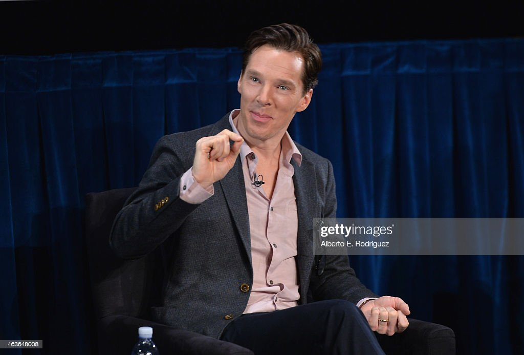 "The New York Times' Timestalks & TIFF In Los Angeles' Presents ""The Imitation Game"" : News Photo"