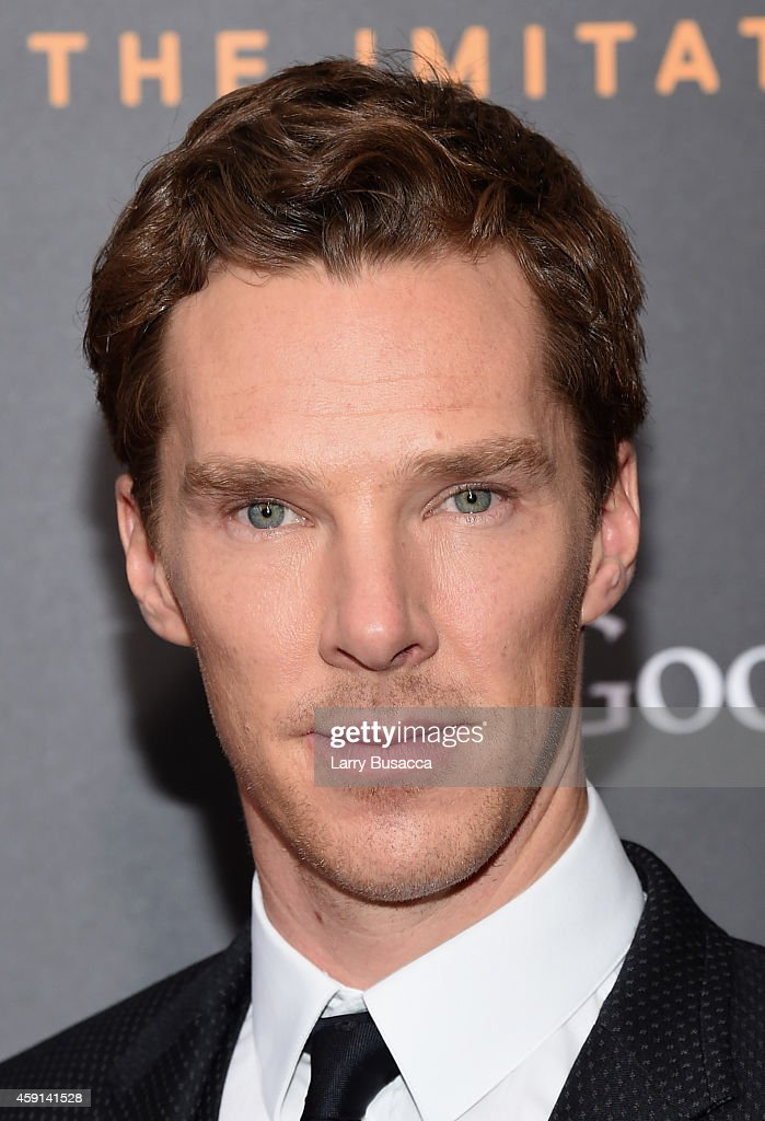 """The Imitation Game"" New York Premiere - Arrivals"