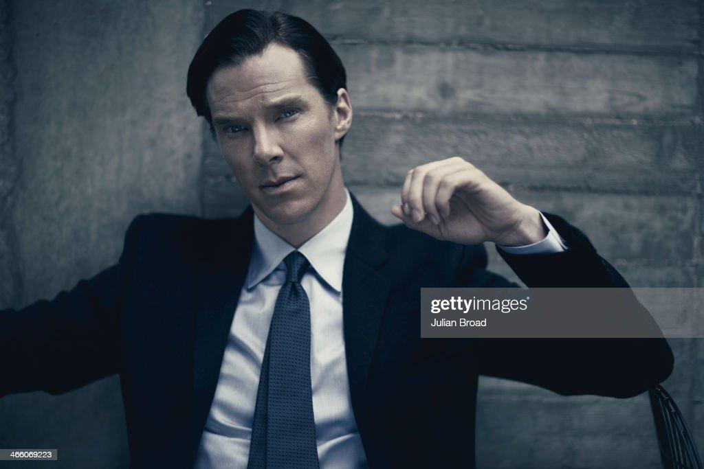 Benedict Cumberbatch, Esquire USA, November 1, 2013