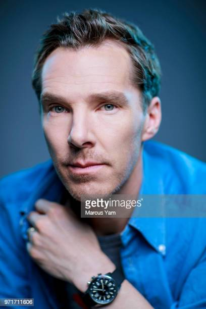 Actor Benedict Cumberbatch is photographed for Los Angeles Times on April 25, 2018 in West Hollywood, California. PUBLISHED IMAGE. CREDIT MUST READ:...