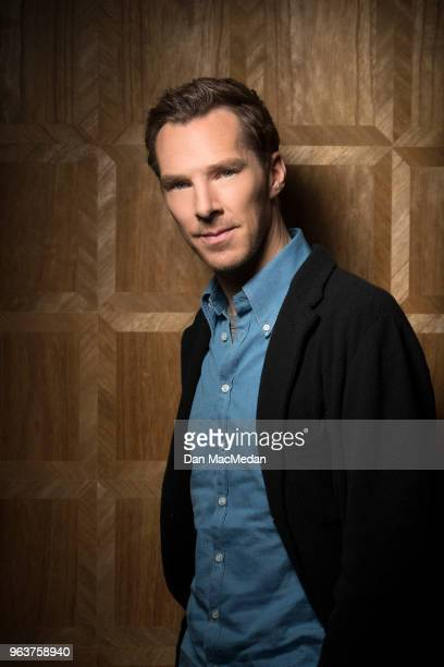 Actor Benedict Cumberbatch is photographed for USA Today on April 25 2018 in West Hollywood California PUBLISHED IMAGE