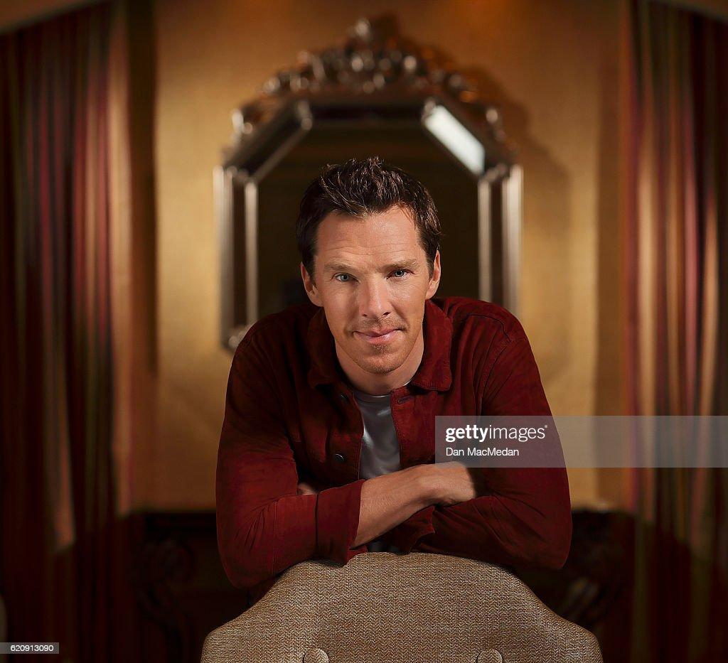 Benedict Cumberbatch, USA Today, October 31, 2016