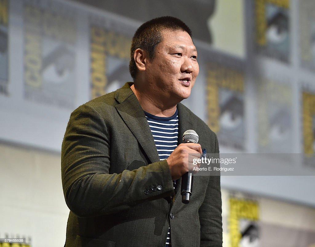 Marvel Studios Hall H Panel : News Photo