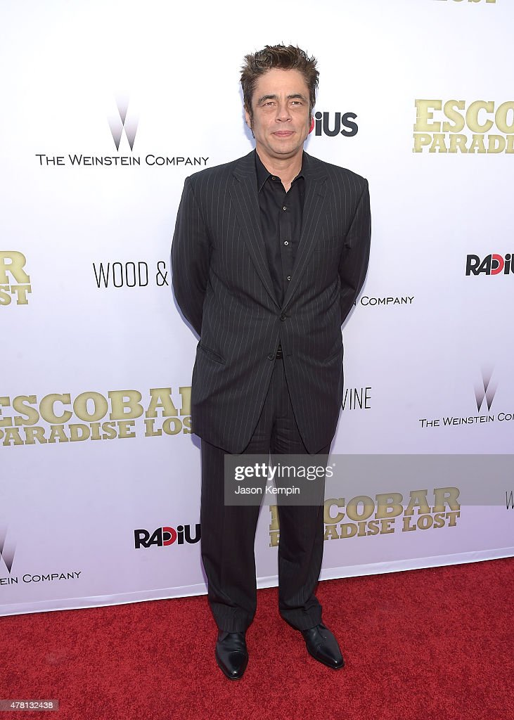 "Premiere Of RADiUS And The Weinstein Company's ""Escobar: Paradise Lost"" - Arrivals"