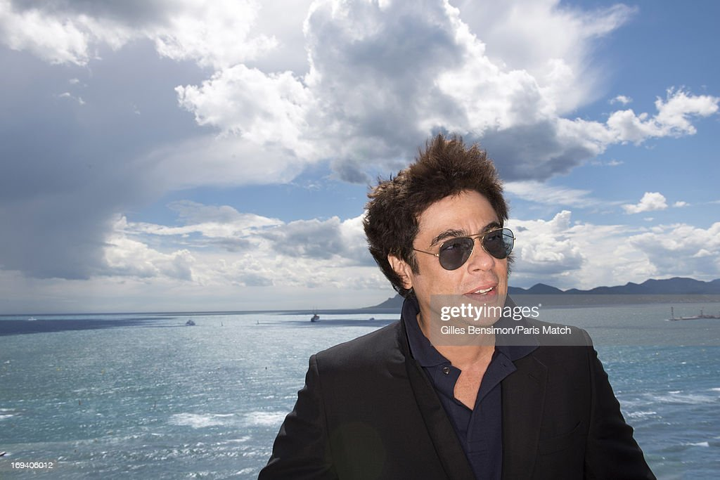 Benicio Del Toro, Paris Match, Issue 3340