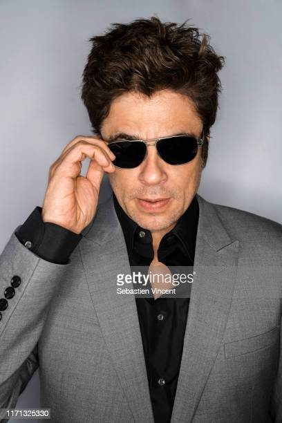 Actor Benicio del Toro poses for a portrait on May 16, 2015 in Cannes, France.