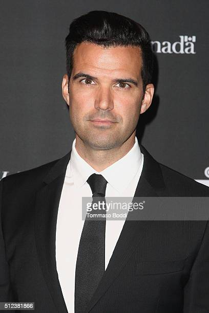 """Actor Benjamin Ayres attends the 3rd Annual """"An Evening With Canada's Stars"""" held at the Four Seasons Hotel Los Angeles at Beverly Hills on February..."""
