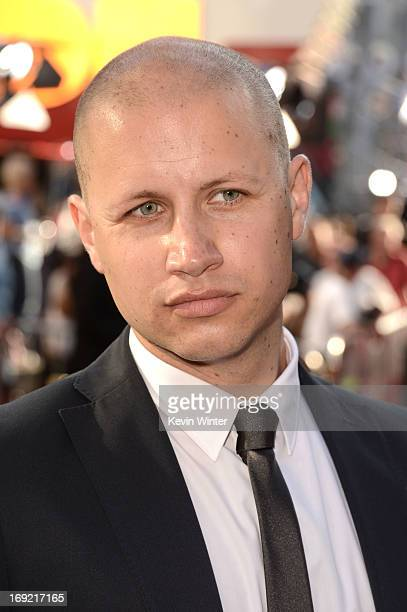 """Actor Benjamin Davies arrives at the premiere of Universal Pictures' """"Fast & Furious 6"""" at Gibson Amphitheatre on May 21, 2013 in Universal City,..."""