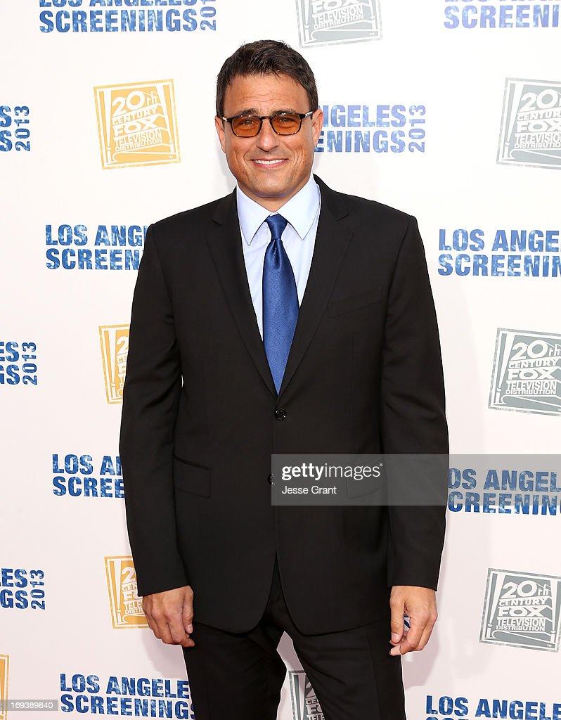 Twentieth Century Fox Television Distribution's 2013 LA Screenings Lot Party : News Photo