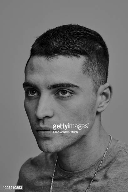 Actor Benjamin Levy Aguilar is photographed for Entertainment Weekly Magazine on February 27, 2020 at Savannah College of Art and Design in Savannah,...
