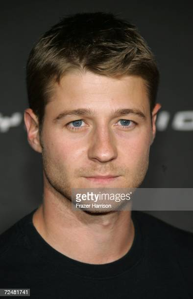 Actor Benjamin McKenzie arrives at the Launch Party For Sony Computer Entertainment America Playstation 3 held on November 82006 in Beverly Hills...