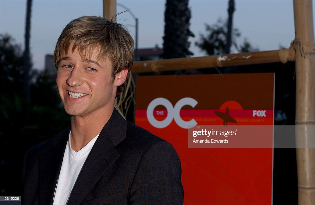 "Benjamin McKenzie at ""The O.C."" kickoff party : News Photo"
