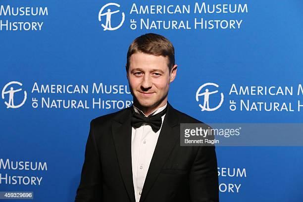 Actor Benjamin McKenzie attends 2014 American Museum Of Natural History 2014 Museum Gala at American Museum of Natural History on November 20 2014 in...