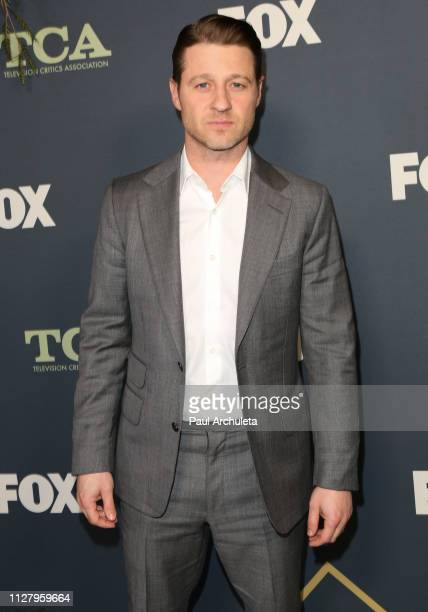 Actor Benjamin McKenzie attends the 2019 FOX Winter TCA Tour at The Fig House on February 06, 2019 in Los Angeles, California.