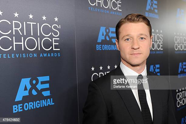 Actor Benjamin McKenzie attends the 5th Annual Critics' Choice Television Awards at The Beverly Hilton Hotel on May 31, 2015 in Beverly Hills,...