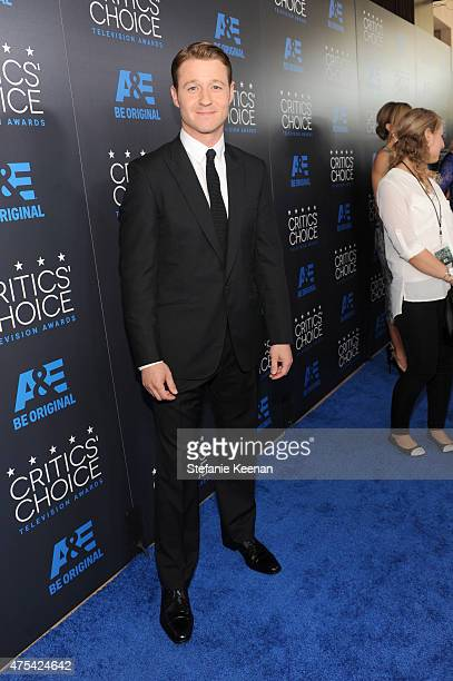 Actor Benjamin McKenzie attends the 5th Annual Critics' Choice Television Awards at The Beverly Hilton Hotel on May 31 2015 in Beverly Hills...