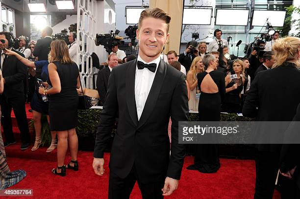 Actor Benjamin McKenzie attends the 67th Annual Primetime Emmy Awards at Microsoft Theater on September 20 2015 in Los Angeles California