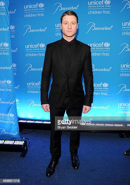 Actor Benjamin McKenzie attends the Tenth Annual UNICEF Snowflake Ball at Cipriani Wall Street on December 2 2014 in New York City