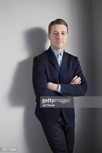 Actor Benjamin Mckenzie is photographed for TV Guide Magazine on January 17 2015 in Pasadena California