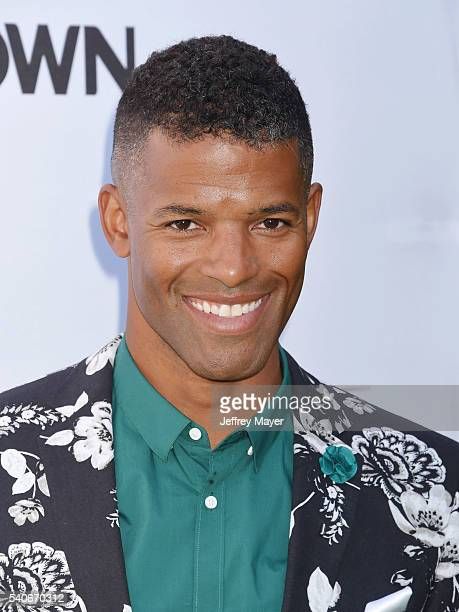 Actor Benjamin Patterson arrives at the premiere of OWN's 'Greenleaf' at The Lot on June 15 2016 in West Hollywood California