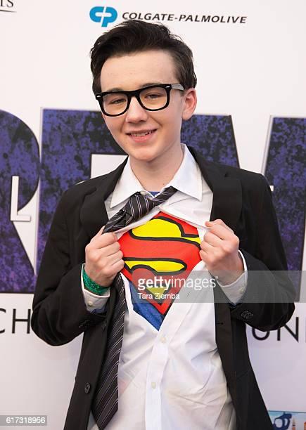 Actor Benjamin Stockham attends Starlight's Dream Halloween 2016 on October 22 2016 in Los Angeles California