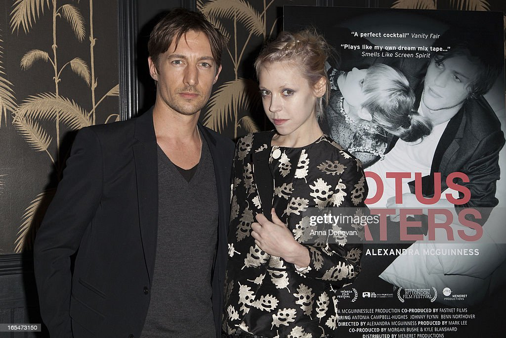 'Lotus Eaters' New York Premiere : News Photo