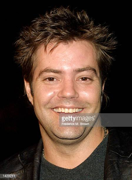 Actor Bentley Mitchum attends the world premiere screening of the film Conviction on September 19 2002 in Los Angeles California The film premieres...