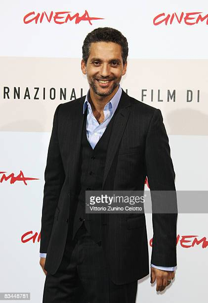 Actor Beppe Fiorello attends the 'Galantuomini' Photocall during the 3rd Rome International Film Festival held at the Auditorium Parco della Musica...
