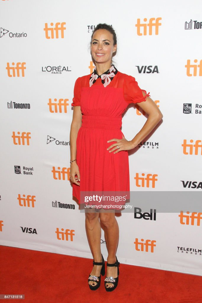 Actor Berenice Bejo attends the 'Redoubtable' Premiere held at The Elgin during the 2017 Toronto International Film Festival on September 14, 2017 in Toronto, Canada.