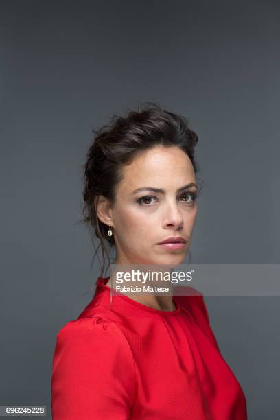 Actor Berenice Bejo is photographed for the Hollywood Reporter on May 22 2017 in Cannes France