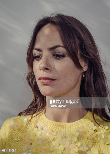 Actor Berenice Bejo is photographed on May 21 2017 in Cannes France