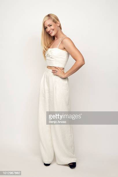 Actor Beth Behrs of CBS's 'The Neighborhood' poses for a portrait during the 2018 Summer Television Critics Association Press Tour at The Beverly...