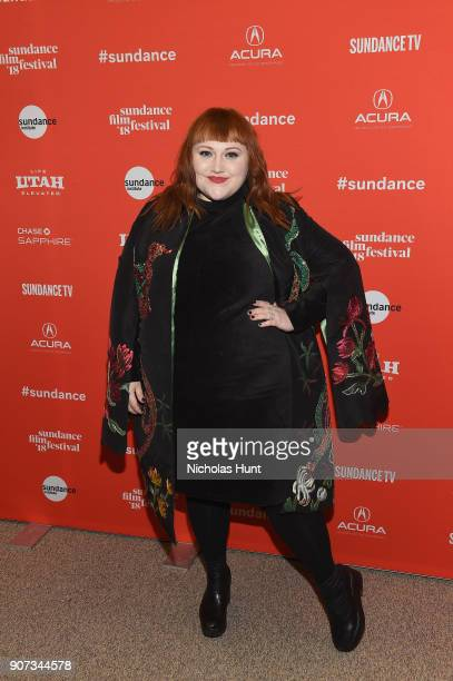 Actor Beth Ditto attends the 'Don't Worry He Won't Get Far On Foot' Premiere during the 2018 Sundance Film Festival at Eccles Center Theatre on...