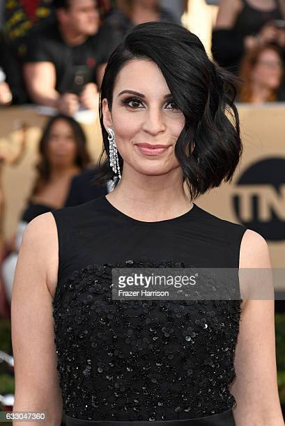 Actor Beth Dover attends The 23rd Annual Screen Actors Guild Awards at The Shrine Auditorium on January 29 2017 in Los Angeles California 26592_008